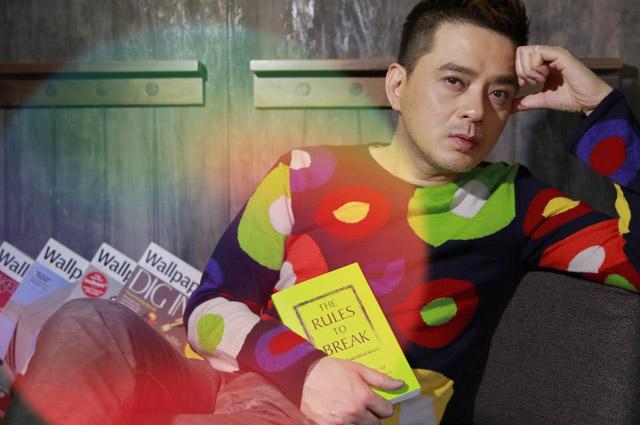 黃耀明開騷 關心社會 以香港歌手為傲 | v1paper.com