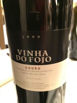 001 Quinta Do Fojo 1999