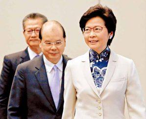 香港要走向創新型社會