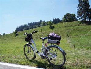 瑞士單車之旅