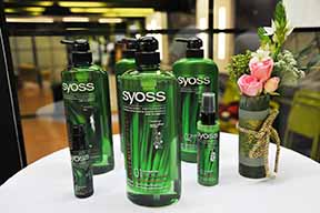 SYOSS無矽修護  打造輕盈清爽秀髮
