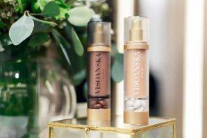 胡敏珊引入法國奢華護膚品牌 VISOANSKA成分天然  抗衰老效能超卓