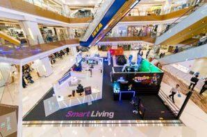 香港電訊Smart Living之「Smart Five Carnival」展覽會