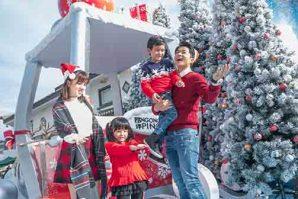 感受戶外飄雪聖誕 由昂坪360出發  本地小童20元優惠價乘坐昂坪纜車