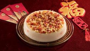 龍苑意頭春茗菜式 與  特色賀年糕點
