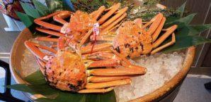割烹 櫓杏 「熊本 x 蟹取特色套餐」