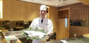 大蔵季節料理 細嘗桜鱒鮮甜滋味