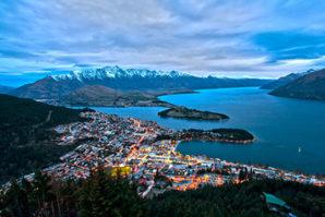 美麗華旅遊:新西蘭純淨湖光山色  新西蘭南北島9天團(ANHX09) $19,399起