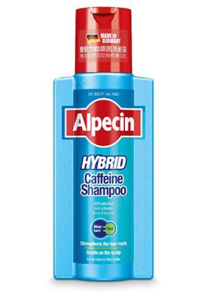 Alpecin重「生」出發