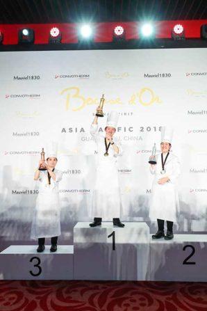 博古斯世界烹飪大賽2018  中國隊直入里昂再戰  日本隊冠軍