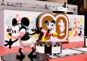 華特迪士尼檔案館「米奇90周年展覽」