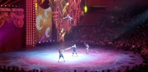 「第五屆中國國際馬戲節」技驚四座的震撼演出