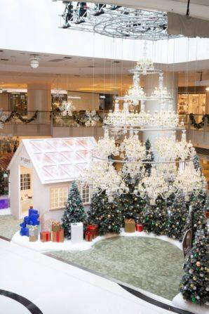 「華麗水晶童話」共渡法式聖誕