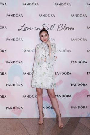 Pandora Love In Full Bloom 限定春日桃花系列