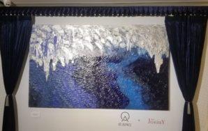 ATLASPACE隆重呈獻藝術家Justin Y「海添豪程」手指畫系列