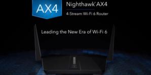 Netgear Nighthawk RAX40 AX4 重點支援 Wi-Fi 6