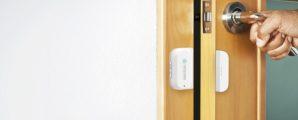 netzhomeWiFi 智能門窗感應器,Google Home 通知提醒你關好門窗