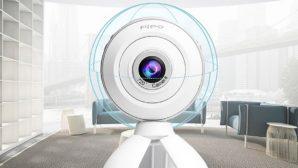 PIPO 雙鏡頭全景相機 數百元就有 VR 及 720 度拍攝
