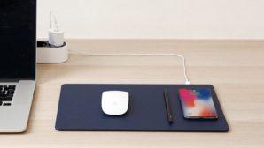 POUT HANDS 3 PRO  新品抵香港,滑鼠墊結合充電功能 放手機上去即刻注入電力 本地網店有售!
