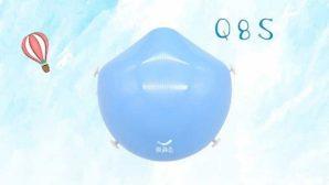 防霧霾智能電動口罩 有效瀘去空氣中的雜質 保護小朋友